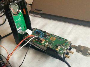 MD390 Injection de coordonées GPS
